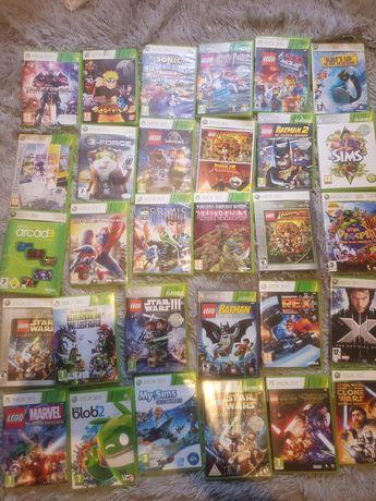 Gry Xbox 360 sprzedam