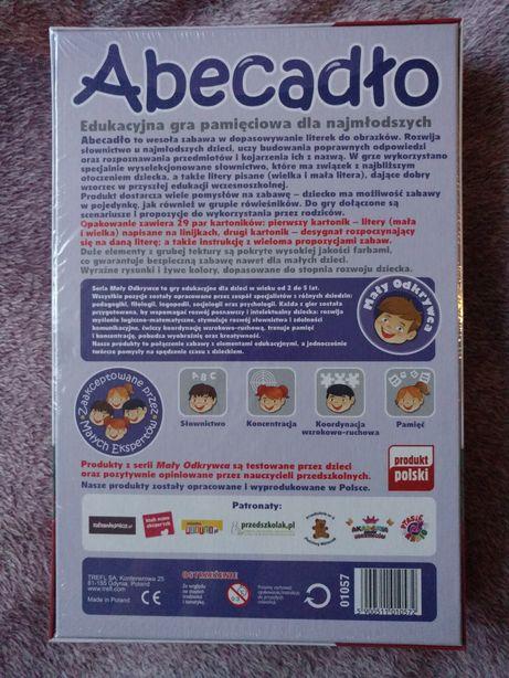 Edukacyjna gra Abecadło !! NOWE!!