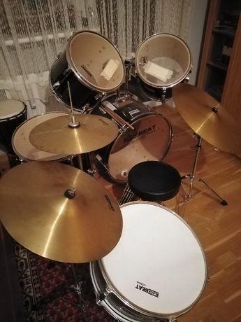 perkusja - komplet