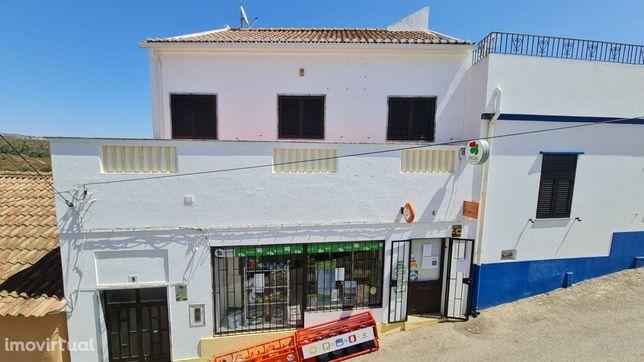 Prédio c/ Habitação e Comercio - São Marcos da Serra- North Algarve