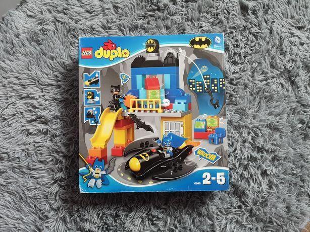 Lego duplo jaskinia batmana 10545
