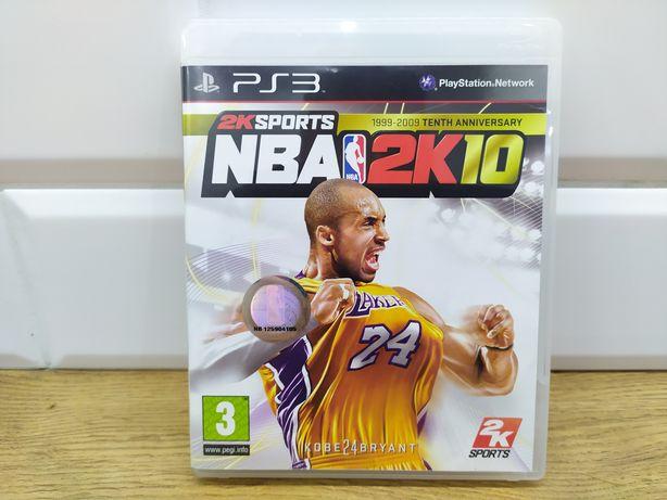 NBA 2K10 gra PS3 PlayStation 3 zamienie