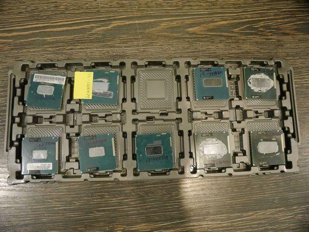 Intel Core i3 3110m 3210m 4000m i7 2670qm 2760qm 3740qm