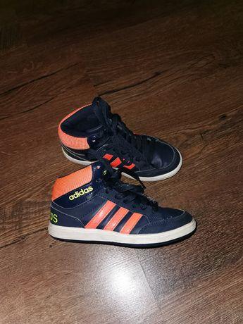 Кроссовки высокие хайтопы Adidas