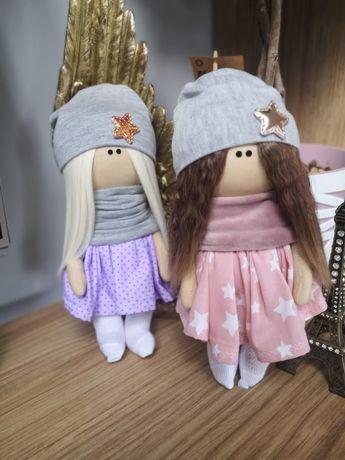 Ręcznie robiona lalka, laleczka