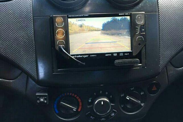 Процессорная магнитола ресивер Challenger Tv+Dvd+Usb+aux! Оригинал