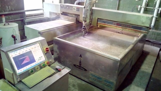 Станок Гидроабразивной резки, гидрорез, водная, резка waterjet