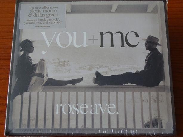 PINK You+Me - Roseave (CD) Folia