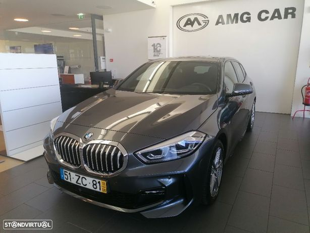 BMW 116 d Pack M Shadow Auto