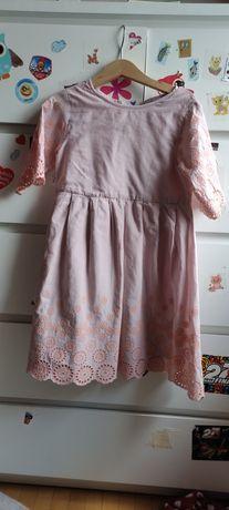 Bawełniana sukienka , Boho 116