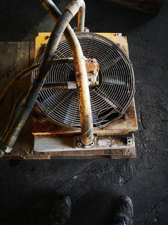 Radiador oleo Hidraulico liebherr 900