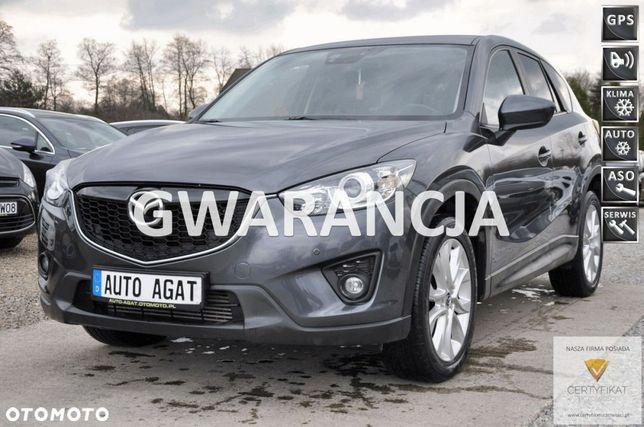 Mazda CX-5 4x4*nawi*serwisy*kamera cofania*skóra*bluetooth*