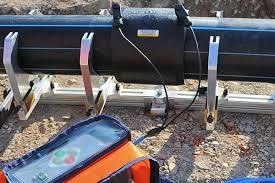 Терморезисторная и стыковая сварка полиэтиленовых труб.