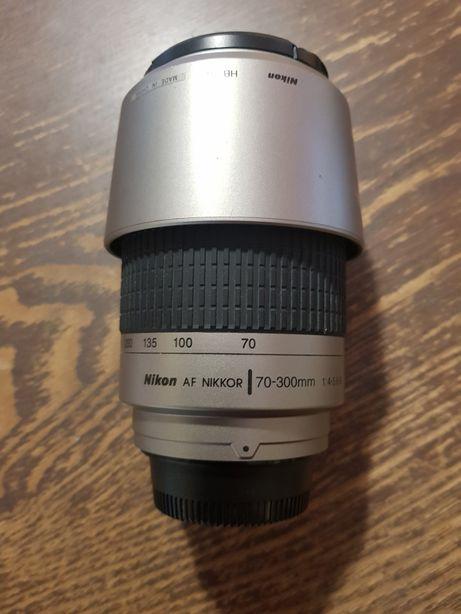 Obiektyw Nikon AF NIKKOR 70-300 mm
