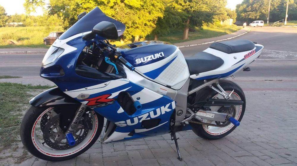 Suzuki GSX R Днепр - изображение 1