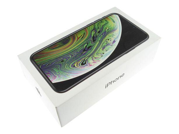 100% NOWY PL DYST IPHONE XS 512GB Space Gray Zielona Góra #2899zł#