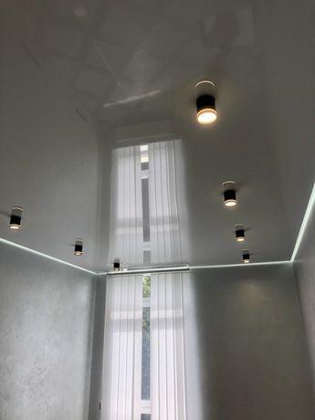 Натяжные потолки от 140 грн/м2 под ключ