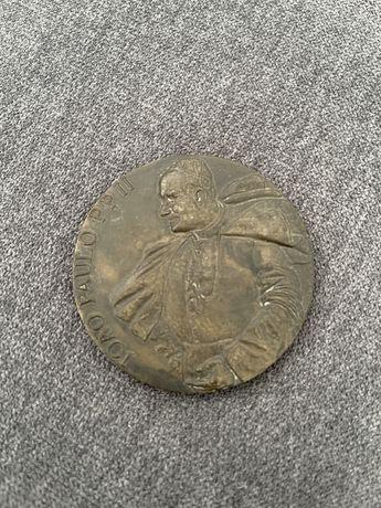 Medalha Bronze Joao Paulo II
