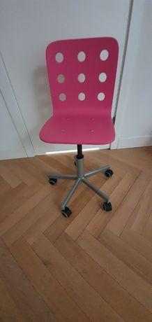Ikea Krzesło biurowe dziecięce Jules