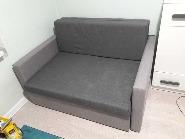 Sofa amerykanka rozkładana dwuosobowa