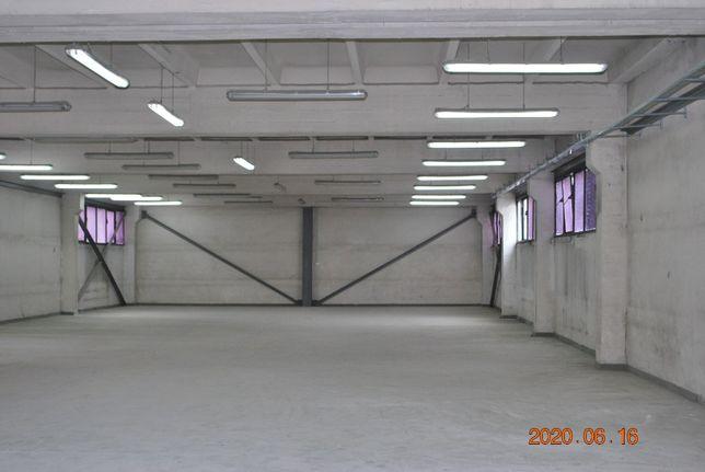 Wynajmę halę o powierzchni 500 m2