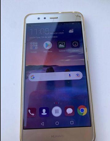 Huawei P10 lite dourado