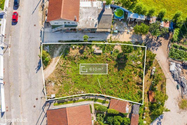 Terreno em São Mamede para moradia térrea ou de 2 pisos