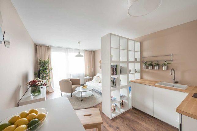 Квартира c капремонтом на Черёмушках в новом комплексе Eco City