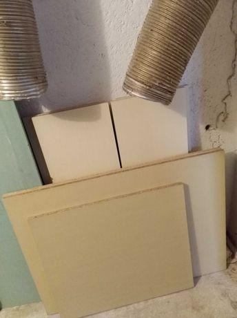 Półka półki do kuchni kuchenne białe biała różne rozmiary