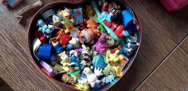 Zabawki kinder niespodzianka