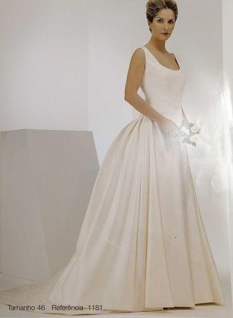 vestido de Noiva Sposa Nova 1181