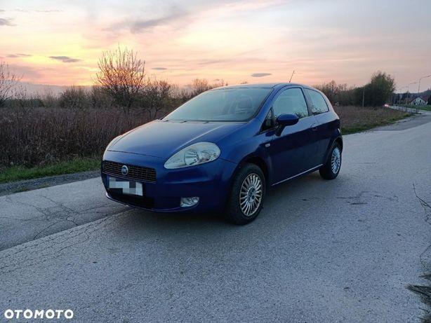 Fiat Grande Punto Fiat Grande Punto 1.4 benzyna