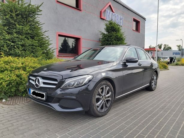 Mercedes C 220d 45000 km !!!