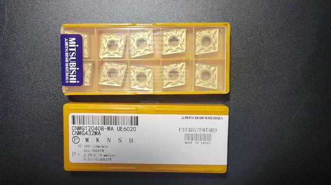 CNMG120408 MA płytki tokarskie wieloostrzowe CNMG tokarka
