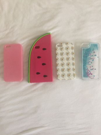 Zestaw etui/case do iphone 5/5s