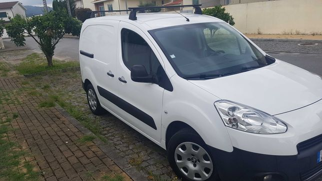 Peugeot partner 1.6 HDi  com 84.500 mil km garantidos