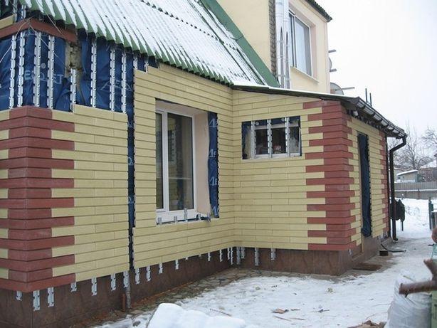 Материалы для фасадов по лучшей цене.