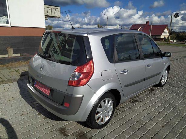 Renault scenic 2008 р. 1.5 д , 78кв