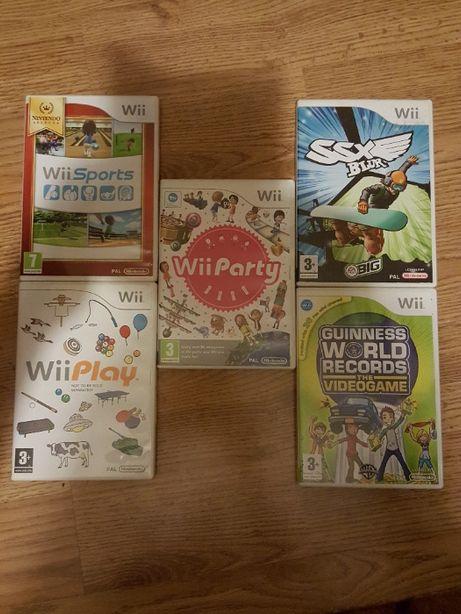Gry Na Konsole Nintendo Wii Ideał Biały Kruk!!!
