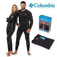 Качественное термобелье на флисе Columbia мужское,женское и детское