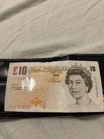 Banknot 10 funtów