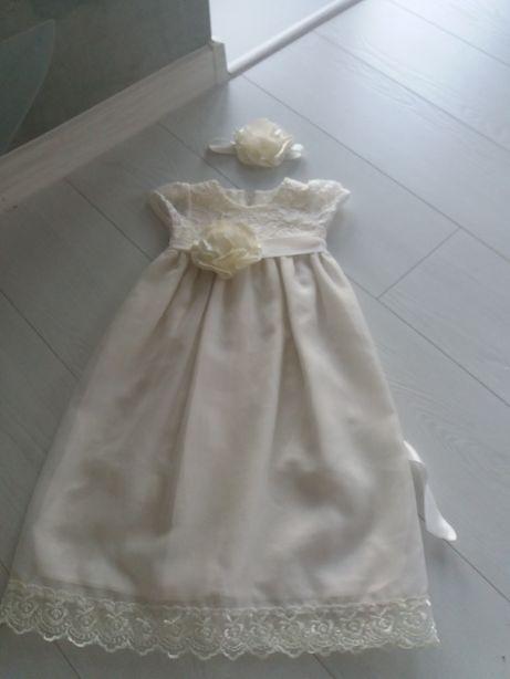 Нарядное платье для крестин