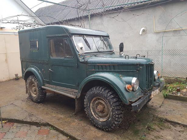 Продам автомобиль ГАЗ 69. Все в чудовому стані.