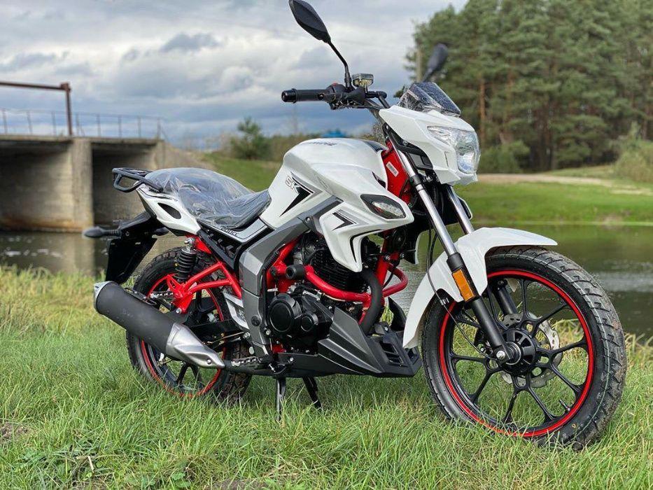 Мотоцикл Prime 200 Цумань - изображение 1