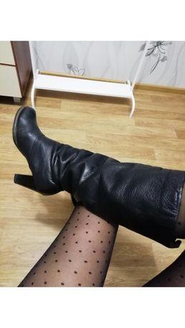 Женские сапоги 39 р
