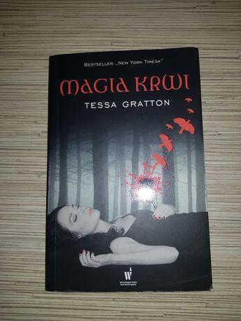 """Książka """"Magia Krwi"""" - Tessa Gratton"""