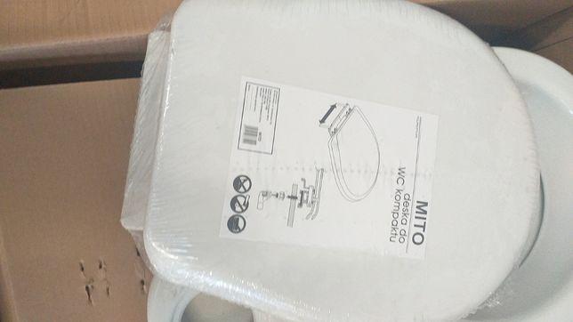 Deska WC kompakt MiTo Cersanit