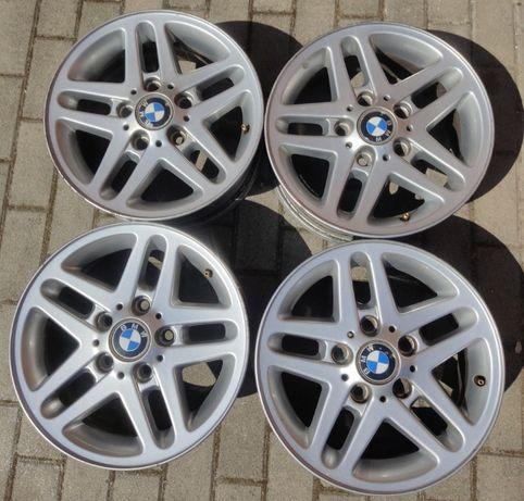 Felgi Aluminiowe 15'' ET42 5X120 ORYGINALNE BMW