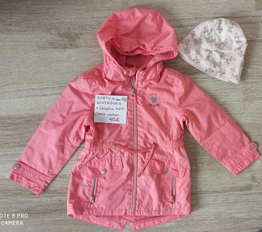 Ubranka dla dziewczynki rozm 116