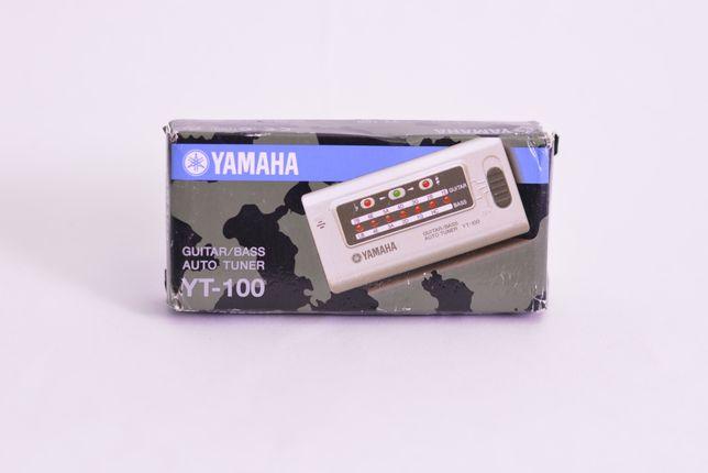 Yamaha YT-100 tuner gitarowy